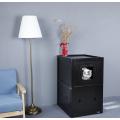 Double-Decker Pet House Litter Box