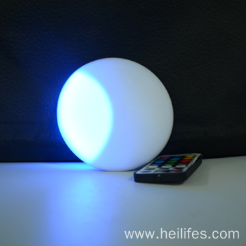 LED Moon Toys with remote control,