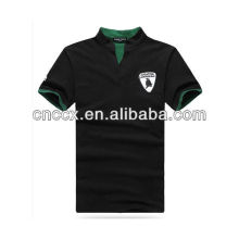 13PT1041 Herren Kurzarm Baumwolle Mode neuesten Design Polo-Shirt
