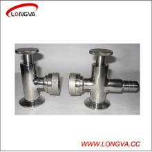 Liquide aseptique sanitaire en acier inoxydable