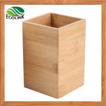 Natural Bamboo Pen Holder / Pen Cup / Pen Container