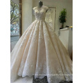 Alibaba high quality women ball gown luxury wedding dress 2017 WT271