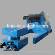 5Tons Hydraulic decoiler with coil car