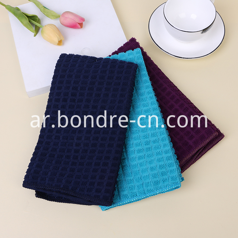 Smal Checks Multi Function Towels (2)