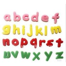 Sponge Alphabet Niños Kits de artesanía de espuma