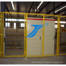 Zaun 3D, geschweißter Weire-Zaun, galvanisierter Maschen-Zaun