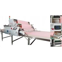 Automatyczna maszyna do rozprowadzania tkaniny dzianej i tkanej