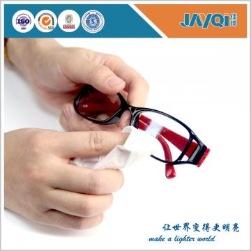 Toallitas de limpieza para lentes de cámara de alcohol de fábrica