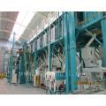 Fábrica de molino de harina de maíz de 5-500tpd y máquinas de molino de harina de trigo
