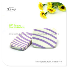 Recyclable Beautiful Cosmetic Sponge for Powder for Powder Use