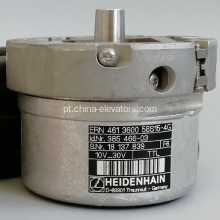 Encoder Incremental AAA633Z21 do elevador de Otis