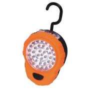 36 + 3LED 3 * lampe de travail magnétique portable de AAA ABS