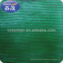 Hdpe Raschel Knitted Agriculture Shade Windbreak Netting , 70gsm - 110gsm