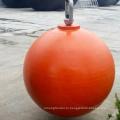 Высокая производительность морского зачаливания плавая томбуй для сосуда