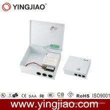 12-36W CCTV Box Camera Power Supply with CE