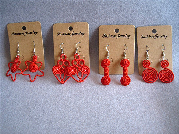 Wholesale Thread Earring