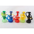 China Hookah Factory Plastic Small Colorful Silicone Shisha