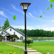 Fashion Design Yardshow 8W Solar Garden Outdoor Solar Lamp