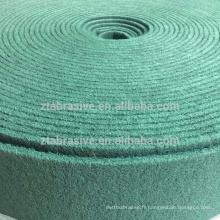 Grand rouleau à récurer coloré rouleau de tampon à récurer