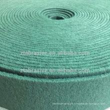 Almofada de limpeza grande colorido rolos de rolo de esponja de polidor