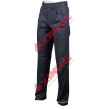 cotton and nylon material PPE Flame retardant pants for men's uniform