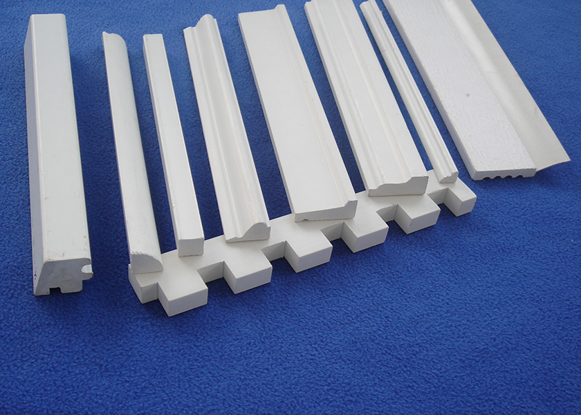 pvc foam profile