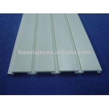 Painel de slatwall de espuma de PVC