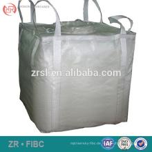 Virgin One Tonne Tasche für Dünger / Zement / Einwegmüll, recyclebar Lebensmittelqualität Big Bag für Mais