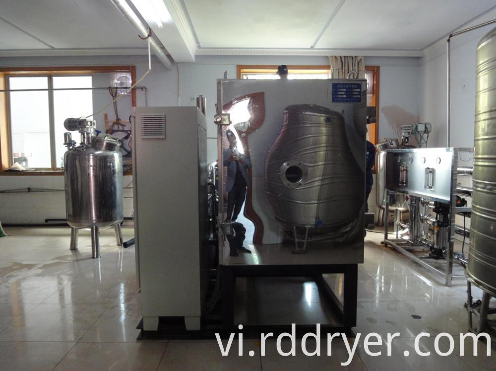 herbals concentration vacuum dryer-fruit drying machine-microwave dryer