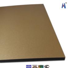 Manejo de parede de cortina certificada ISO Certifique os sinais Xh006