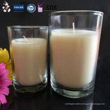 Fabrique la vela plástica bastante excelente de las tazas de té con los certificados de alta calidad