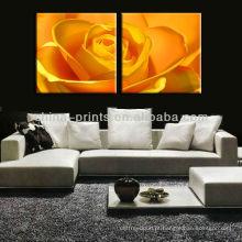 Mais recente impressão em tela digital pintura de parede para decoração em preço de desconto