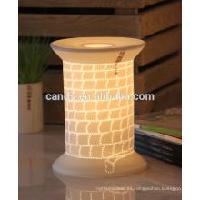 Nuevo estilo de luz de noche de cerámica