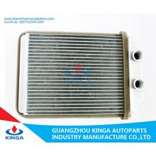 Car Auto Heater Warm Wind Radiator for Audi A6