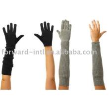 Женская мода перчатки