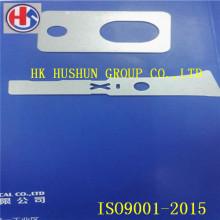 Hoja galvanizada por encargo, piezas de estampado de la chapa de China Manafacturer (HS-MG-002)