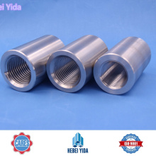 Stahlrebarkoppler, Rebar, das Koppler von Yida Rebar Mechnical Fabrik spleißt