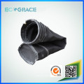 High temperature resistant PTFE processed Fiberglass gas purified filter element