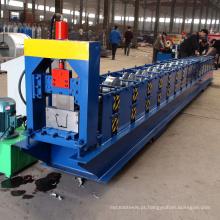 xinnuo rolo dá forma à máquina de calha de água usada máquina de calha para venda botou fábrica made in china