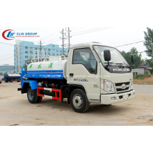 2019 Cheap Foton forland 2000l small water truck