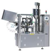 Tubo plástico relleno y sellado máquina ZHF-100YC
