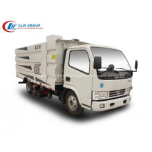 2019 New Dongfeng dlk Camion balayeuse de route commerciale
