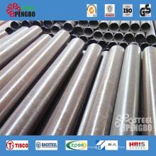 Tuyau sans soudure en acier au carbone ASTM A106