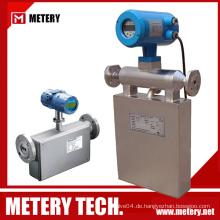 Biogas-Massendurchflussmesser Metery Tech. China