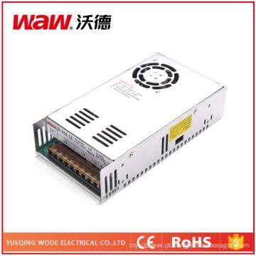 Fonte de alimentação do interruptor de 350W 12V 30A com proteção do curto-circuito