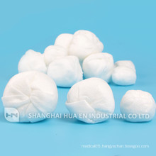surgical supply medical non-woven balls