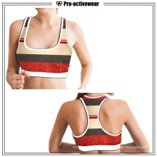 Professional Sexy Women Stretch Athletic Sports Bras