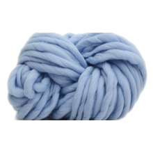 21-23 Micron Thick Bulk 100% Merino Wool Yarn