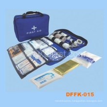 Home / Car / Outdoors First Aid Kit for Basic Treatment (DFFK-015)