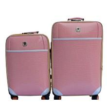 "2piece PU Leather Luggage 20 ""24"""